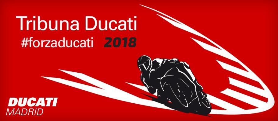 tribuna ducati 2018